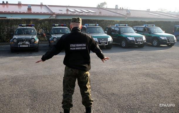 Украинцы стали вдвое меньше просить убежища в Польше