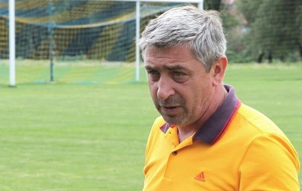 Официально: Севидов - главный тренер Ильичевца