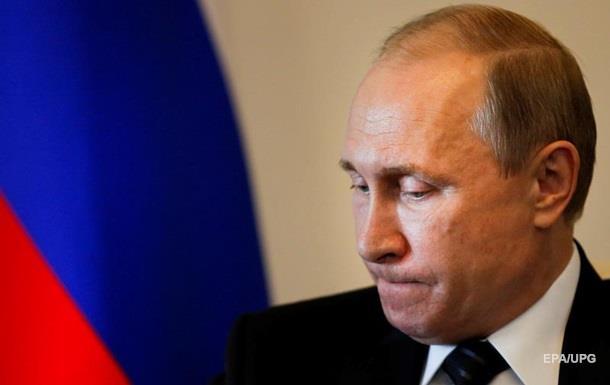 Путин вынудит ЕС ослабить санкции - Spiegel