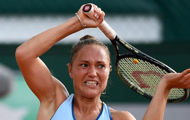Истборн (WTA). Бондаренко, следом за Цуренко, проходит во второй круг