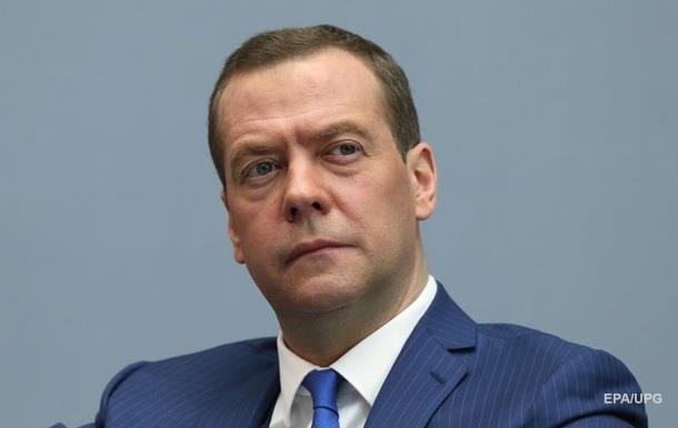 Медведев: Россия исчерпала свой лимит революций