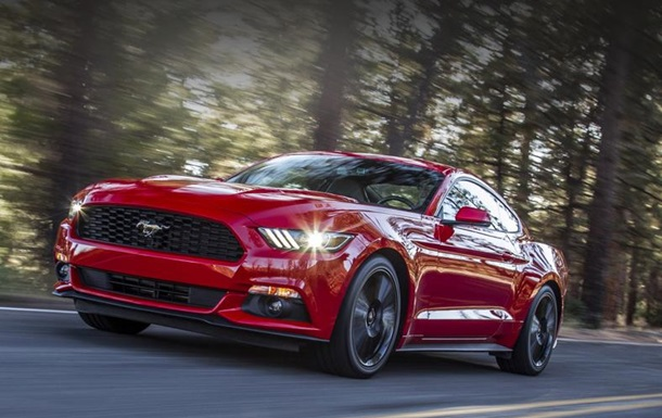 Ford Mustang получит 10-ступенчатую коробку передач