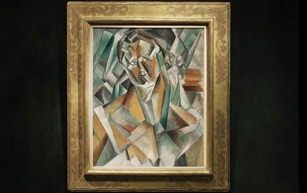 Сидяча жінка  Пікассо продана за рекордну суму