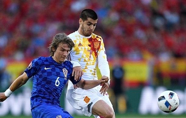 Мората: Мы должны провести идеальный матч, что бы пройти Италию