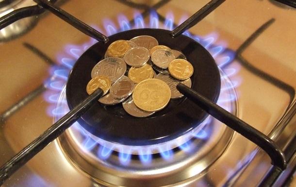 На Днепропетровщине долги за газ выросли в пять раз