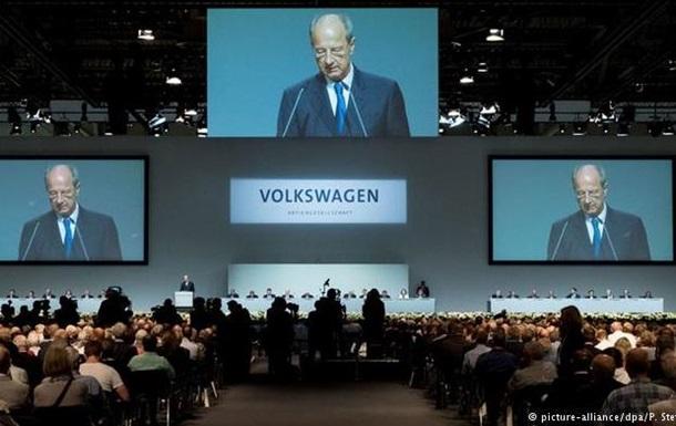 Руководство VW принесло извинения за  дизельный скандал