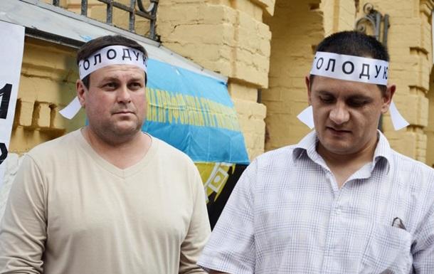 В Донецкой области шахтеры объявили голодовку