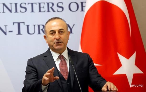 Россия пригласила главу МИД Турции напереговоры
