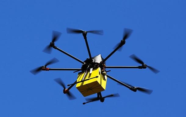 Укрпошта тестує дрони для доставки поштових відправлень