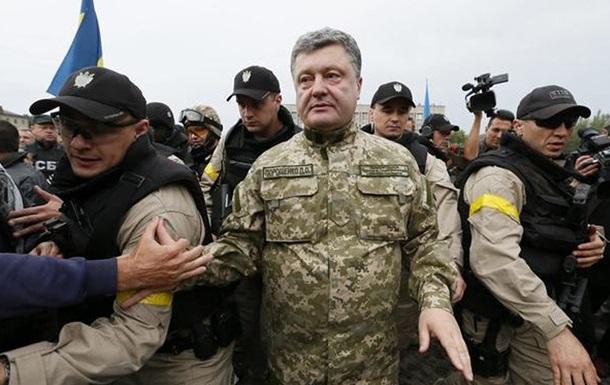 Порошенко чужой для Донбасса, а Донбасс чужой для Порошенко