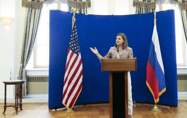 Посольство США розповіло про зустріч Суркова з Нуланд