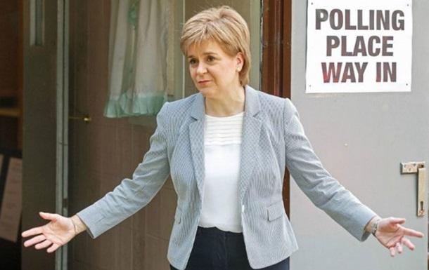 Шотландия хочет референдум о независимости