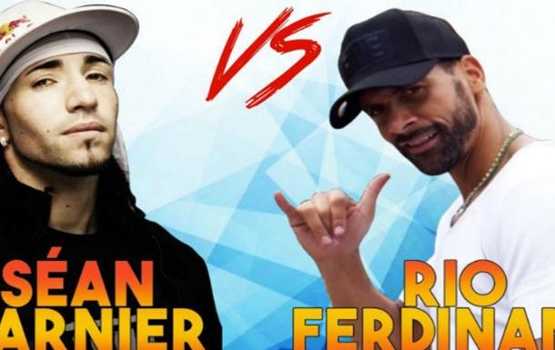 Ріо Фердинанд зазнав фіаско в батлі з фристайлером