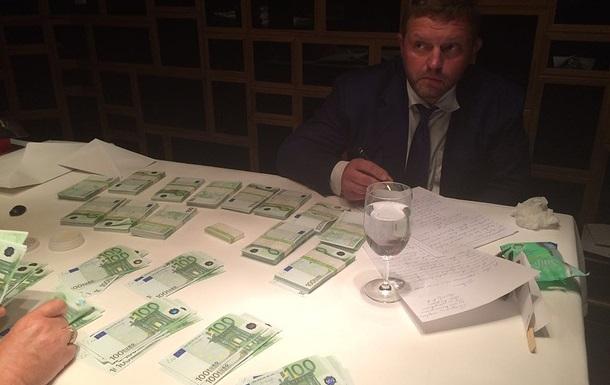 В России на взятке в 400 тысяч евро задержан губернатор