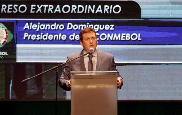 Глава КОНМЕБОЛ: предлагаю матч между победителями Копа Америка и Евро-2016