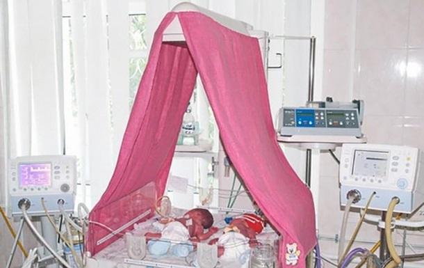 В Одессе женщина родила пять детей