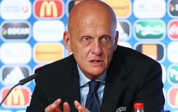Коллина: пенальти в матче Хорватия – Испания нужно было перебить