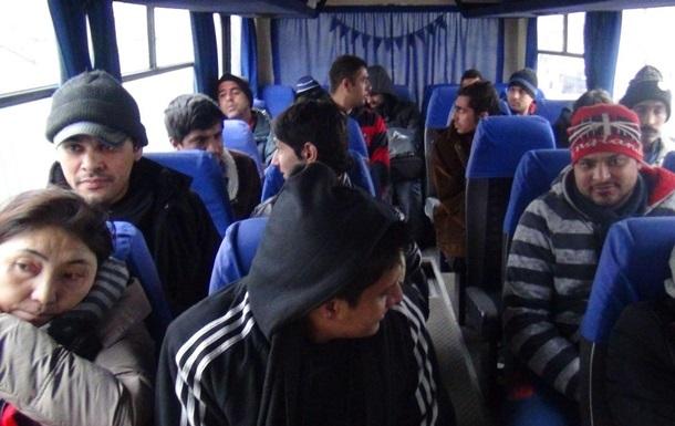 В Киеве обнаружили канал нелегальной миграции в ЕС