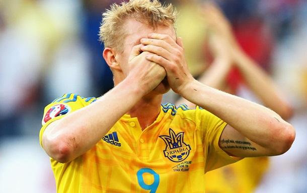 Коваленко и Зозуля в компании россиян – худшая сборная группового этапа Евро по версии WhoScored
