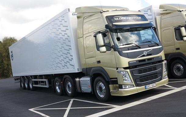 У Харкові обмежили в їзд для вантажівок