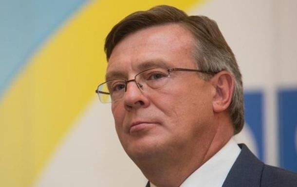 Экс-глава МИД Украины возглавил партию  Социалисты