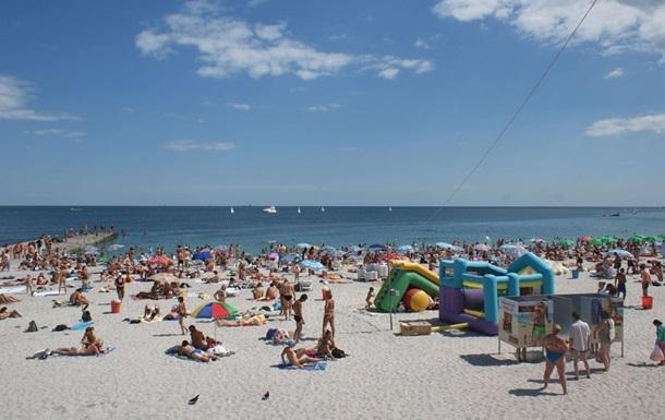 В Одессе на пляже утонул подросток