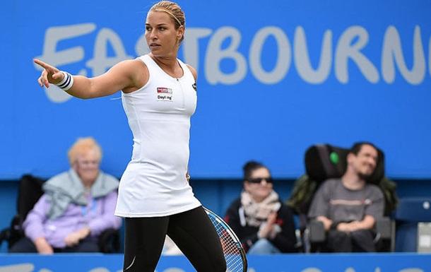 Истборн (WTA). Цибулкова выигрывает второй трофей в сезоне