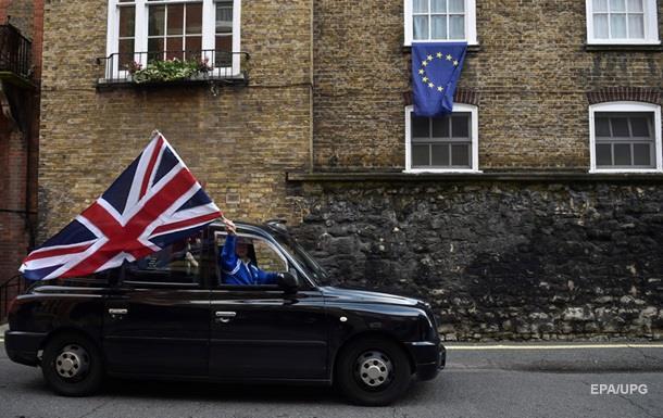 За повторный референдум уже более двух миллионов британцев