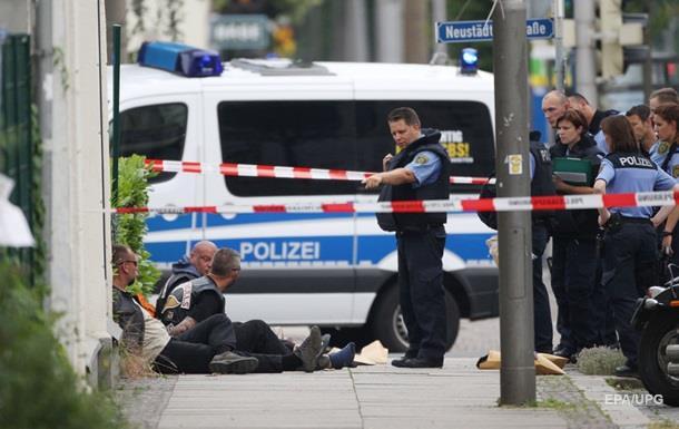 В Германии в ходе перестрелки между байкерами ранены два человека