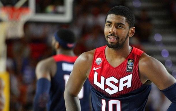 НБА. Ирвинг сыграет на Олимпиаде