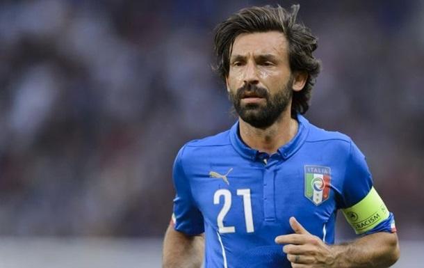 Пирло: Италия не нуждается во мне