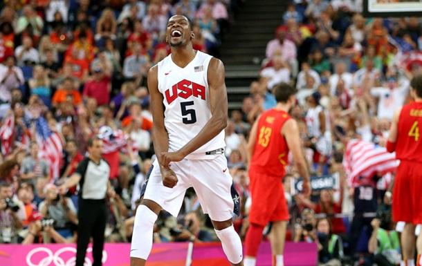 Визначився склад збірної США на Олімпіаду