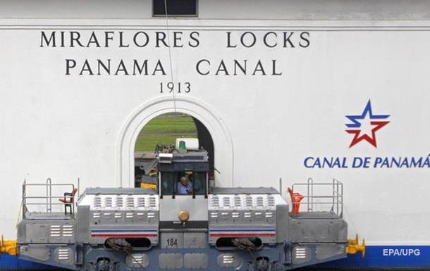Панамський канал відкрився після реконструкції