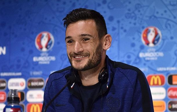 Льорис стал рекордсменом сборной Франции