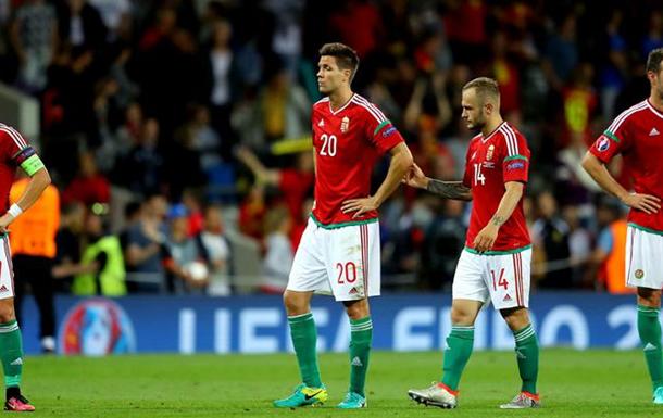 Шторк: Хочу поздравить игроков с хорошим выступлением на Евро