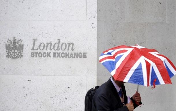 Британские рынки открылись падением