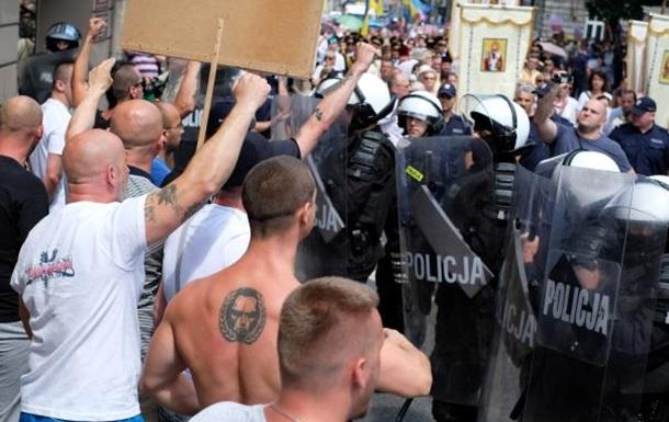Кто ссорит между собой польских и украинских националистов?