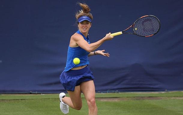 Уимблдон (WTA). Свитолина легко проходит во второй раунд