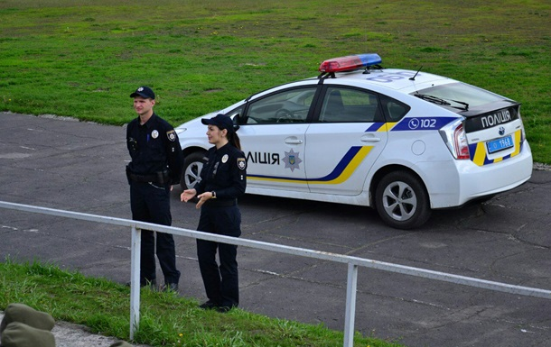 В Ровно задержали пьяного водителя-полковника полиции