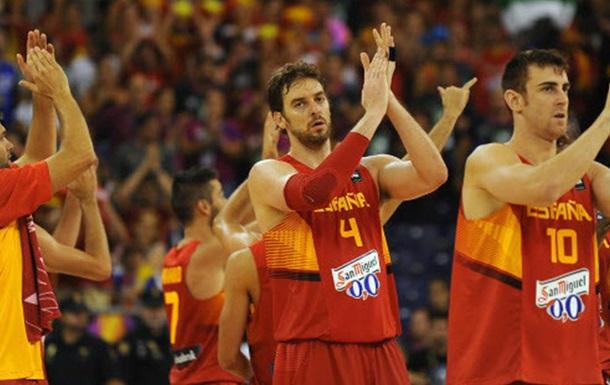 Оглашен предварительный состав сборной Испании на ОИ