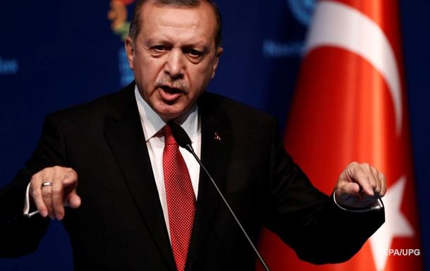 Ердоган хоче нормалізувати відносини з Росією