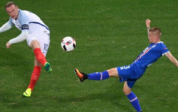 Англия - Исландия. Обзор матча