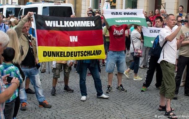 Полиция расследует нападение на президента Германии