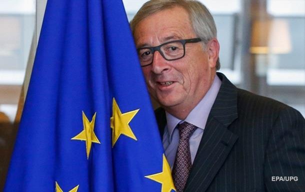 Европарламент не пустил Юнкера в отставку