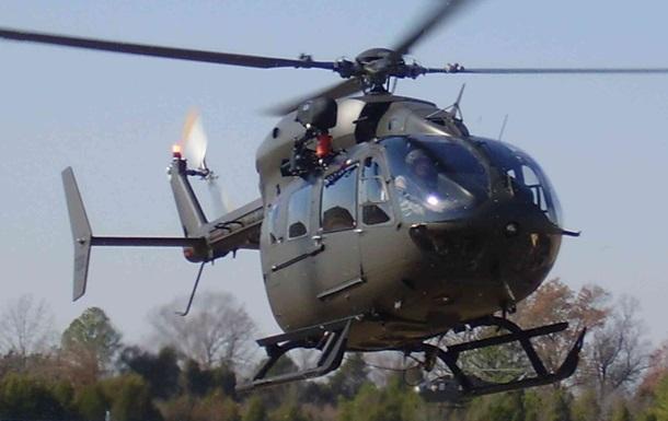 У Таїланді під час аварії вертольота загинули три людини