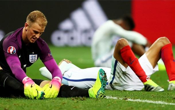 Веселый Роджерс и задумчивый Руни – как англичане покидали Евро-2016
