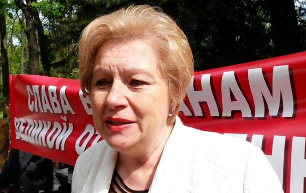 У екс-комуністки Александровської пройшов обшук - ЗМІ