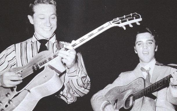 Скончался гитарист легендарного Элвиса Пресли