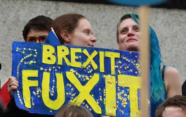 В Британии предлагают еще один референдум по Brexit