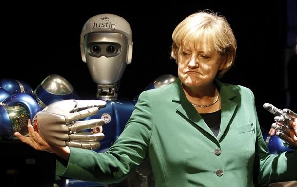 Пожмем руки. Как политики встречались с роботами